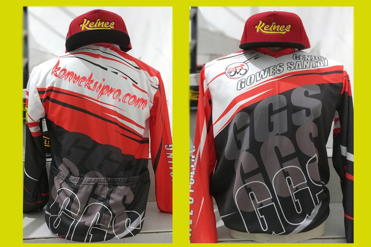 Jersey Sepeda Tangerang konveksipro